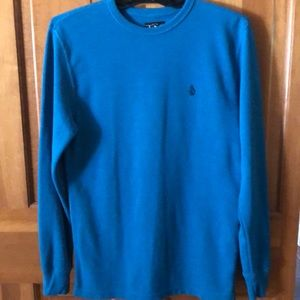 Volcom Men's Thermal Sz Medium